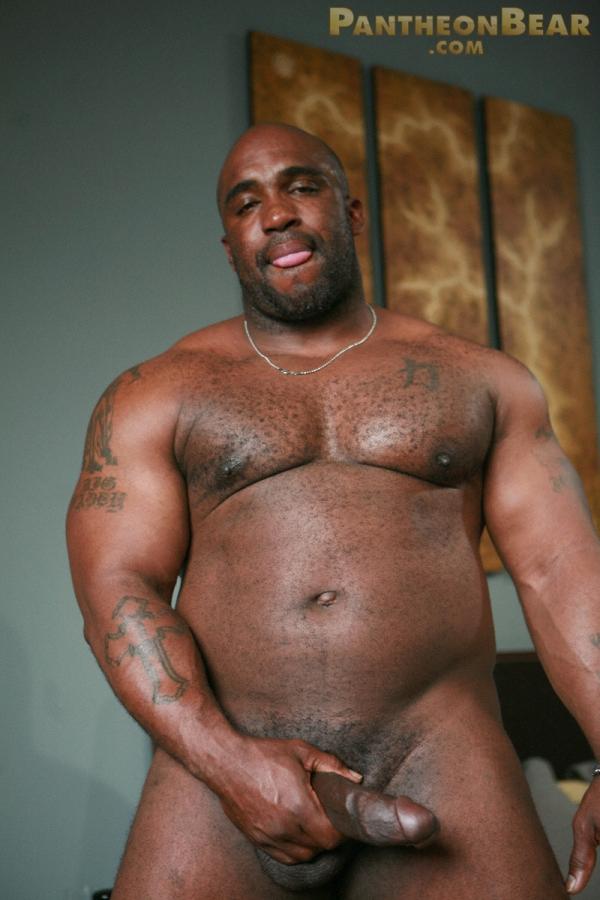 Ugly gordo porno peludo negro